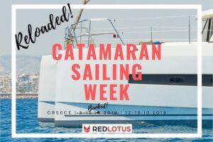 Catamaran Sailing Week – Saronic Adventure – 2nd Edition