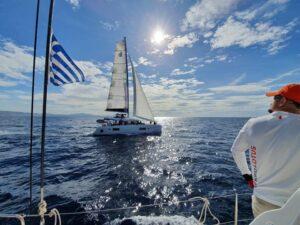 Catamaran Sailing Week – Saronic Adventure 2019