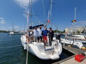 Minorca – Dufour 44 Performance – noul velier ce intra in flota Redlotus