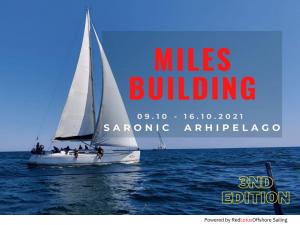 09.10.2021 – 16.10.2021 Saronic 2021 – 3nd EDITION
